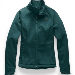 NWT The North Face Apex Jacket Teal Green Jacket